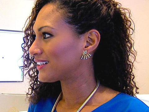 Earring Jackets, Floating Earrings, Trendy Earrings, Cuffs, Crawlers, Climbers
