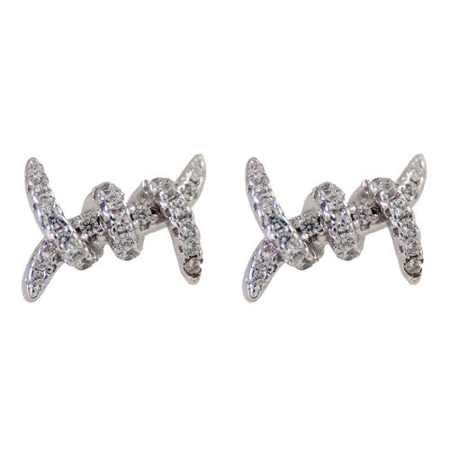 Barbed Wire Studs