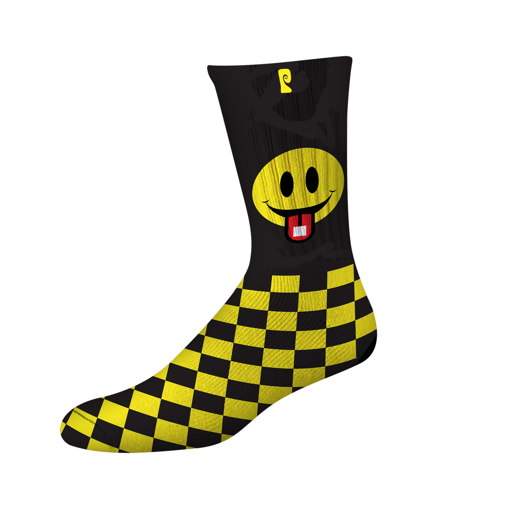 SID PSOCK - BLACK/YELLOW