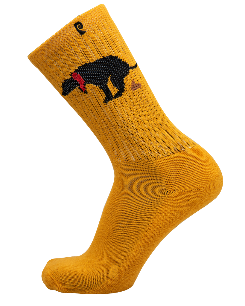 KEEPER 2 PSOCK - GOLD