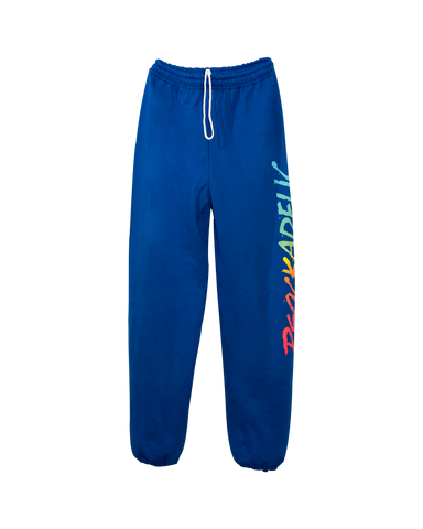 RAD SWEATPANTS - BLUE