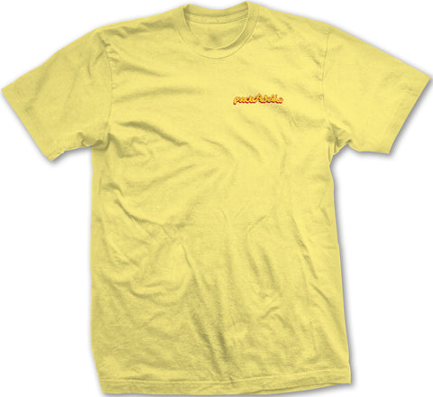 HORCHATA TEE - CANARY YELLOW