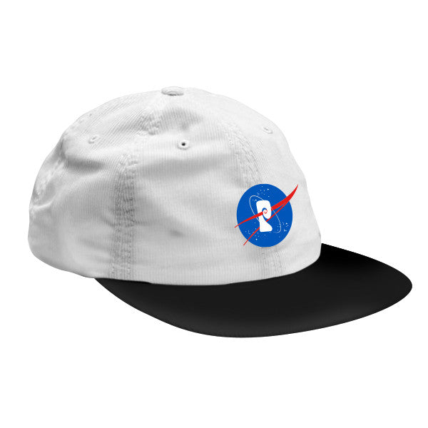 NASA HAT WHITE