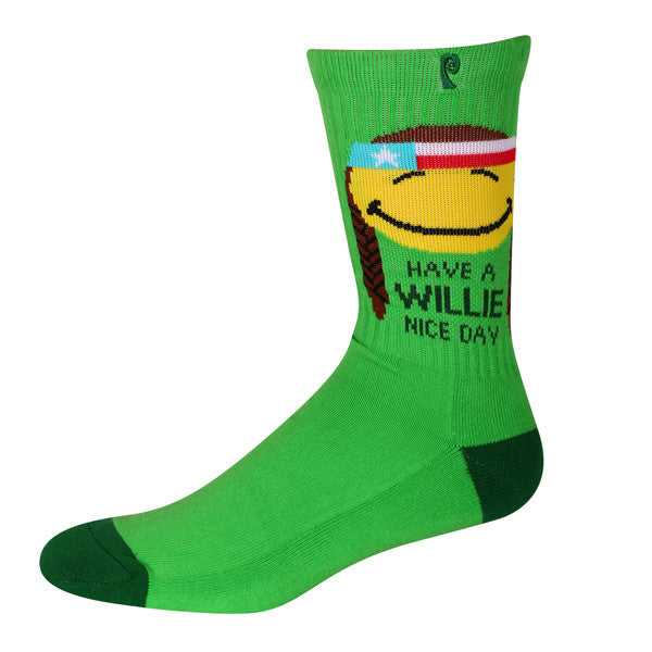 WILLIE NICE - GREEN
