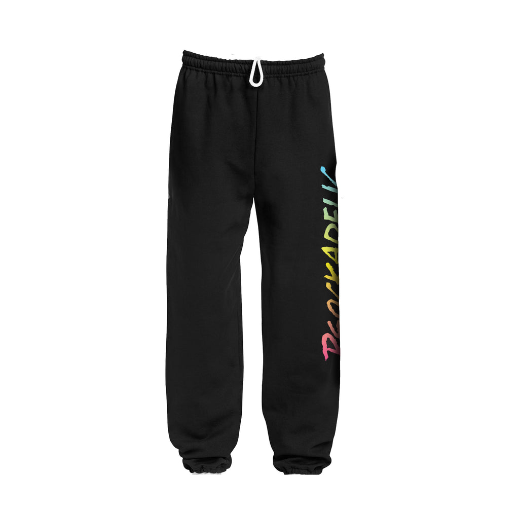 RAD SWEATPANTS - BLACK
