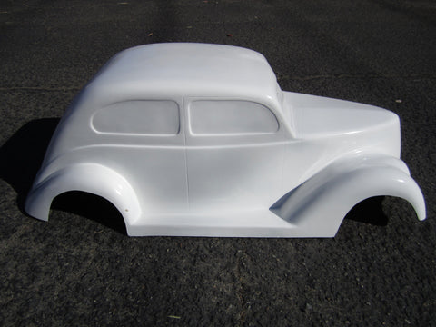 1937 Ford Slantback **LOT of 10**