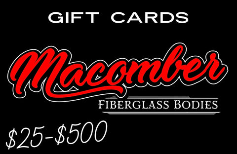 ****GIFT CARDS****