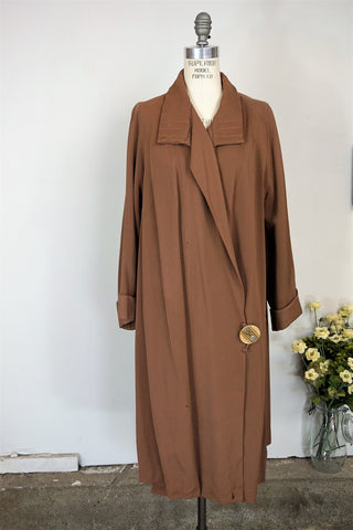 1910s Edwardian Duster Coat, Toadstool Farm Vintage
