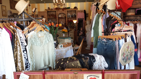 Toadstool Farm's Store in Burbank Selling Clothing And Home Goods