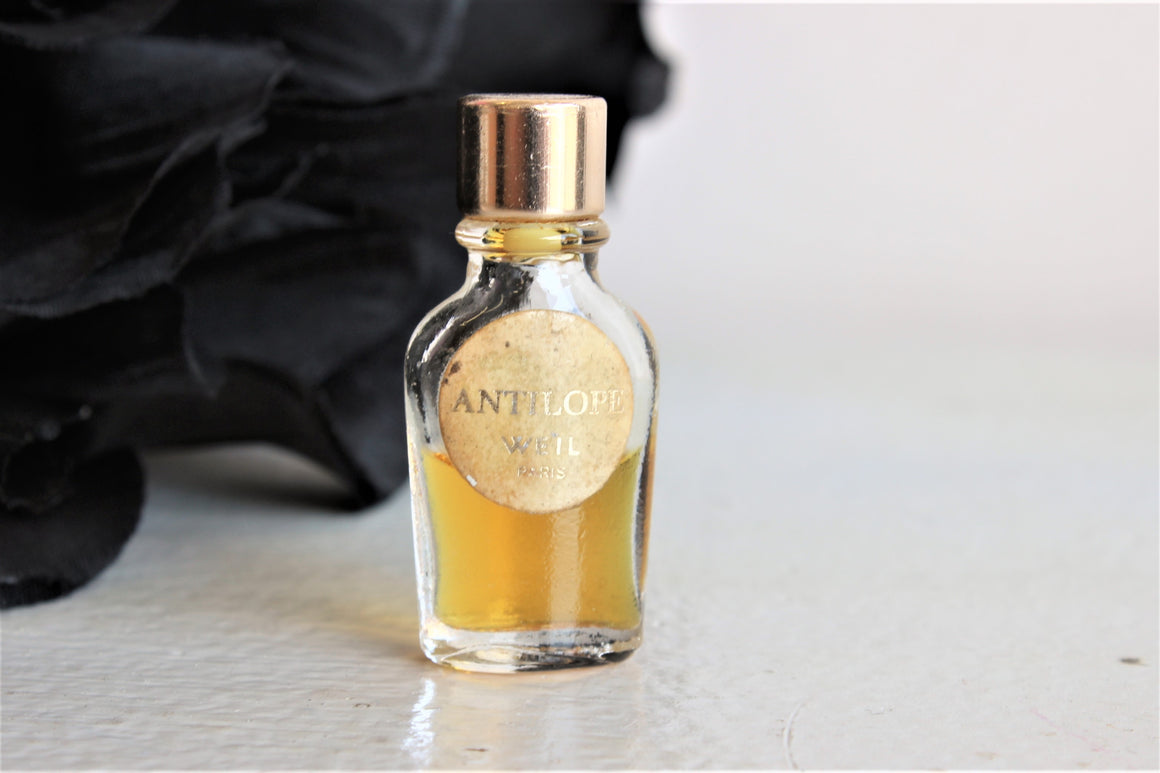 Vintage Antilope by Weil Mini Perfume