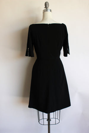 Marc NY, Andrew Marc Little Black dress, size 6