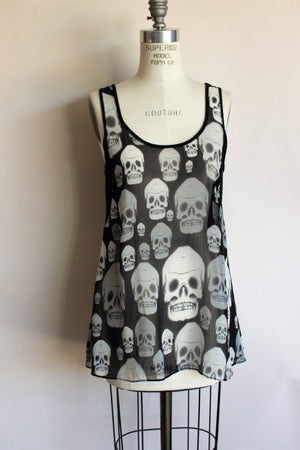 Royal Bones by Tripp Skull Tank