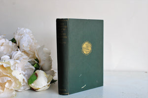 Vintage 1940s Book of Robert Browning Short Poems