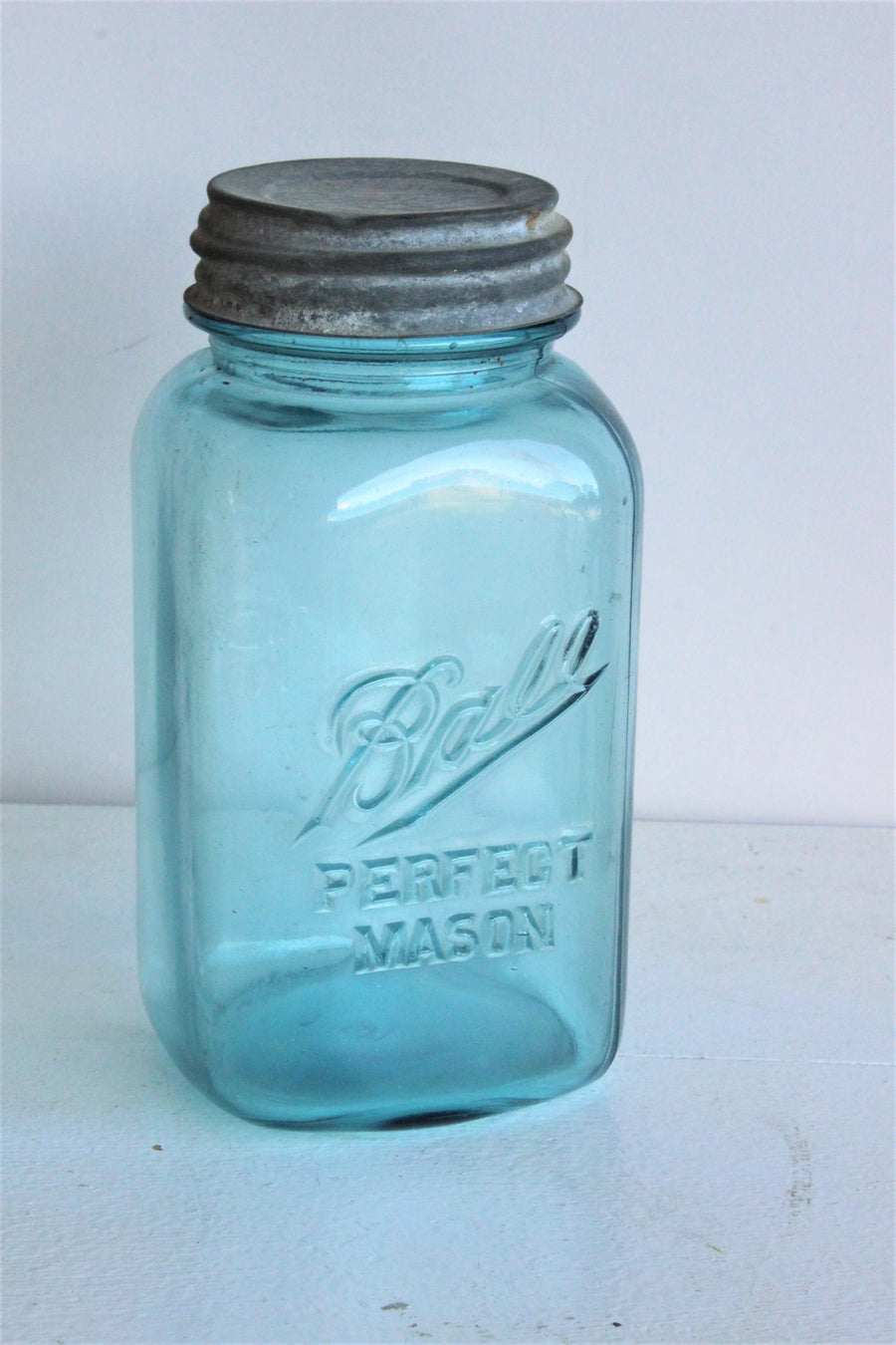 Vintage 1930s and 1940s Ball Mason Jars