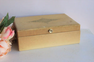 Vintage 1950s Jewelry Box By Lady Buxton