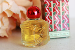 Vintage 1980s Avon Treasured Traditions Occur Cologne