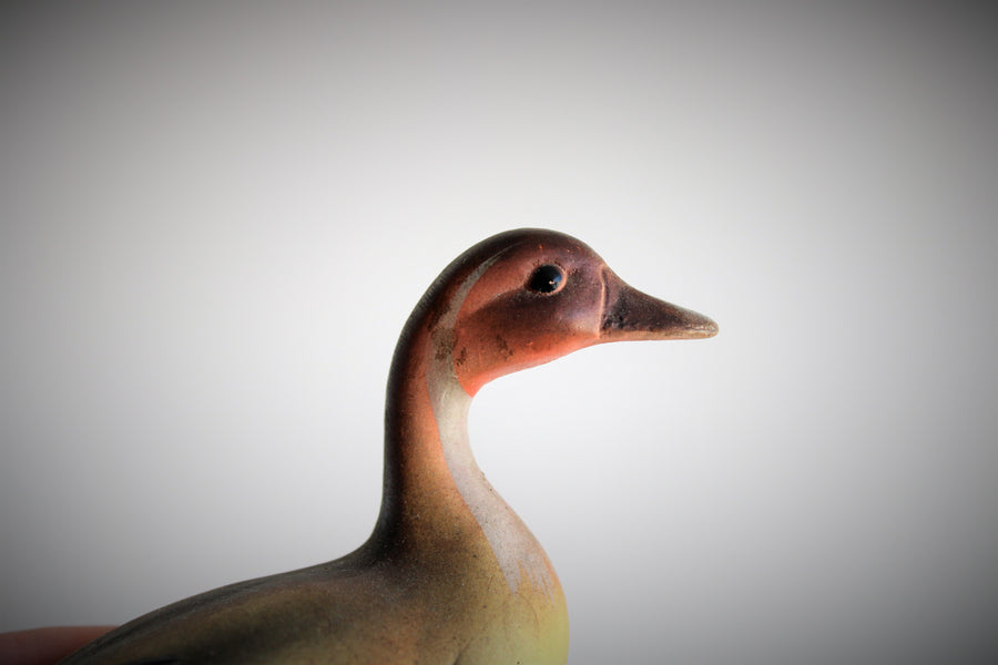 Vintage Ceramic Duck Figurines
