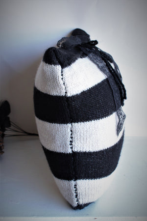 "The ""Jack"" Sweater Pillow, Down Filled."