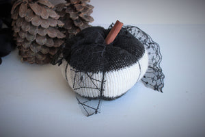 "The ""Jack"" Medium Pumpkin Pillow Pouf"