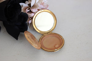 Vintage 1950s Stratton Powder Compact