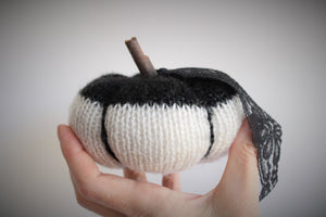 """The Jack Version 2.0"" Mini Pumpkin Pillow"