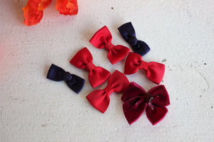 Lot of Tiny Ribbon Bows