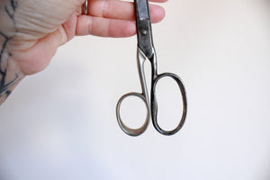 Vintage English Steel Scissors