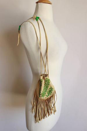Vintage 1990s Native American Medicine Bag