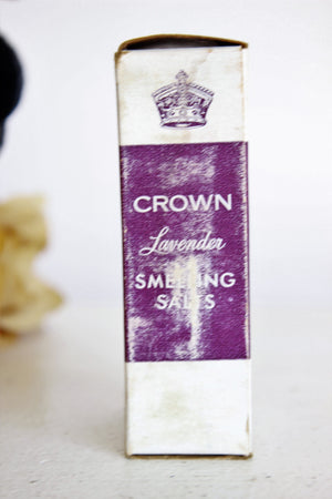 Antique Crown Smelling Salts
