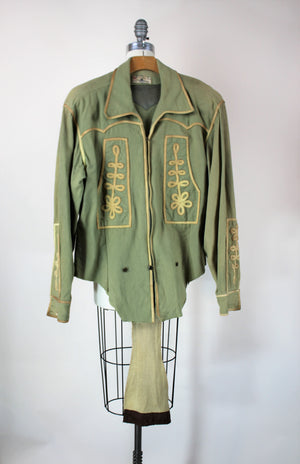 Vintage 1940s Actor Jack Carson Film Costume