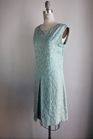 Vintage 1960s Mollie Parnis Mod Dress