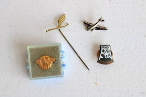Vintage Lot of Insignia Pins