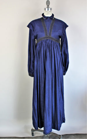 Antique 1900s Morning Or Dressing Gown