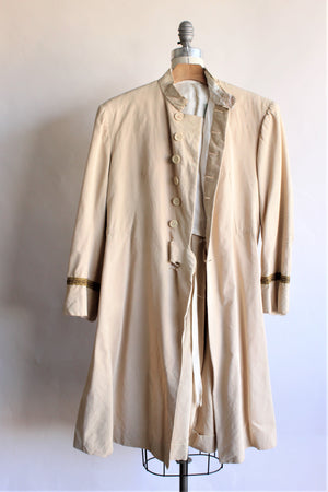 Vintage 1940s 1950s Film Wardrobe Military Jacket