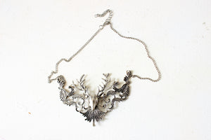Cernunnos Statement Necklace by Dark Storm Store