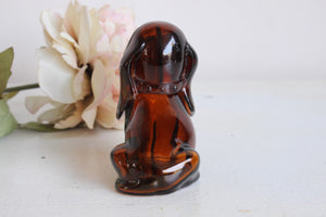 Vintage 1970s Avon Bassett Baby Perfume Bottle Decanter