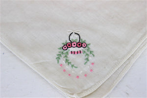 Vintage Child's Handkerchief