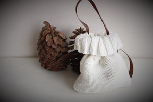 Knitted Cinnamon Roll Scented Hanging Sachet