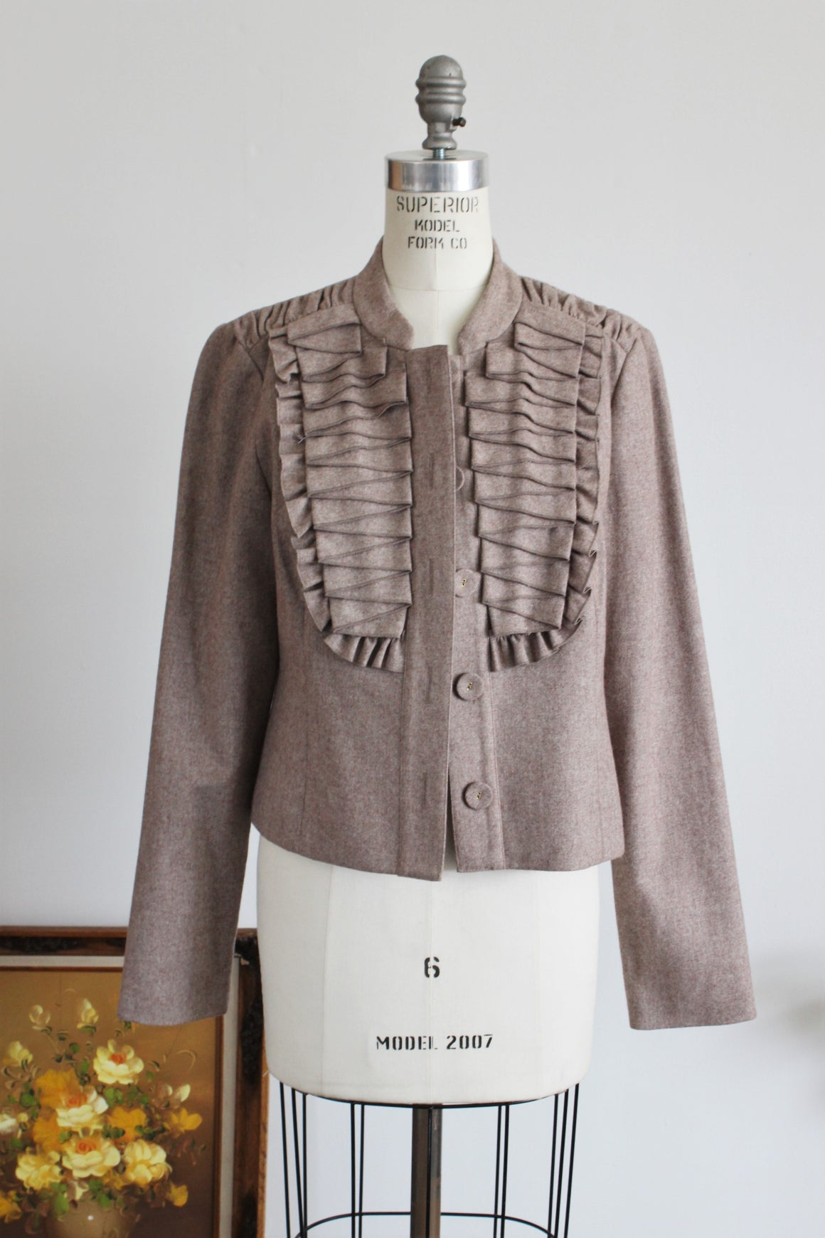Anthropologie Tabitha Jacket, Size 10