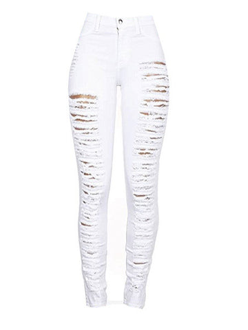 Dark Wash JOPLIN Button Flare Jeans (XS-Small)