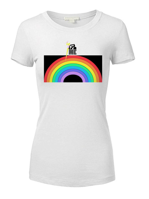 ME by Mark and Estel Rainbow Tee
