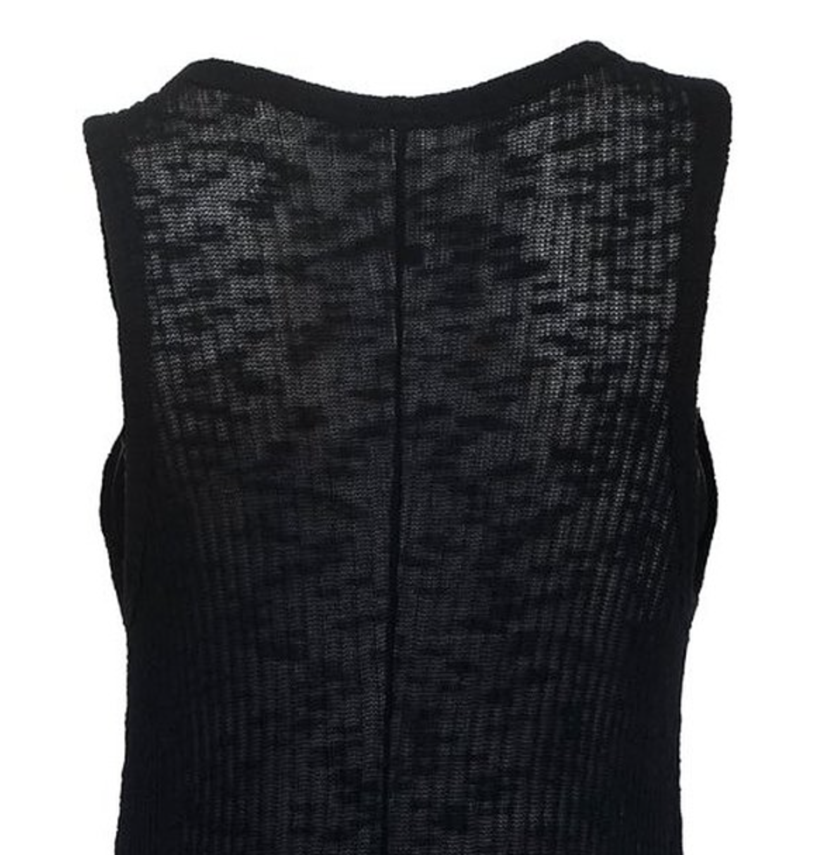 Semi-Sheer Rockstar Tank (Sizes XL - 3XL)