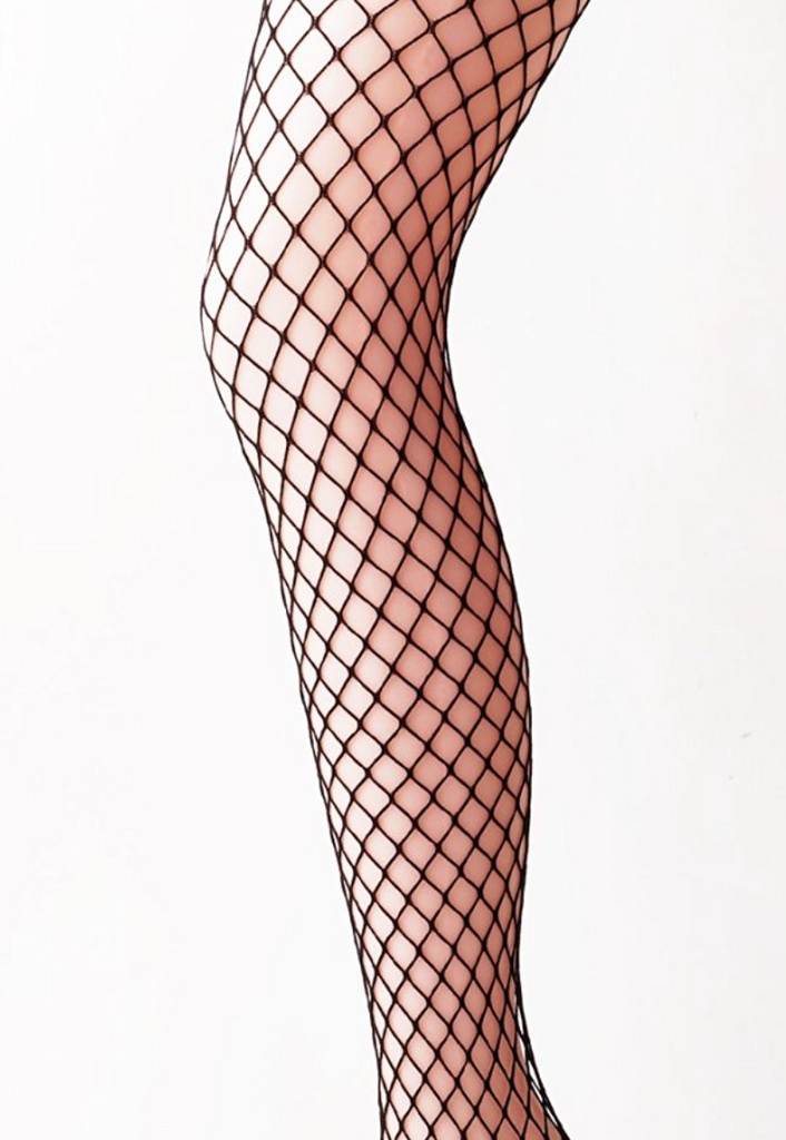 The Rockstar Fishnet Collection (set of 4)