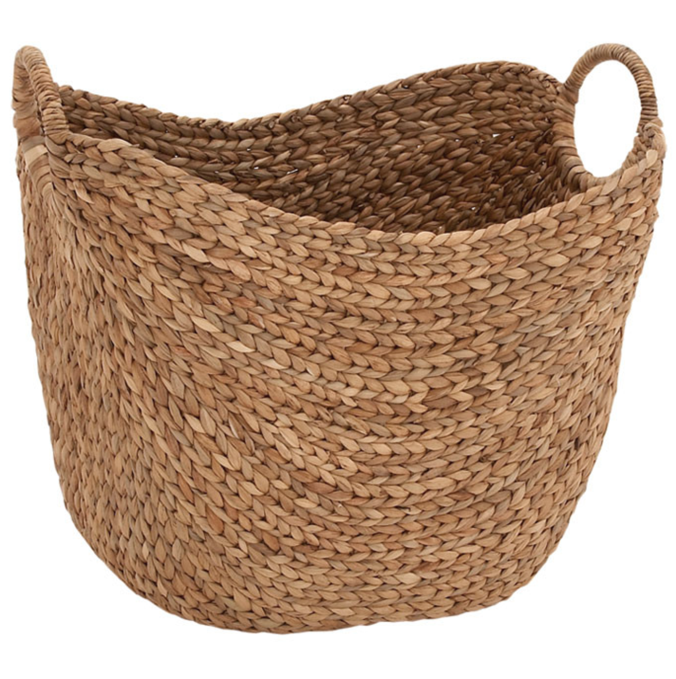Distressed Rope Basket