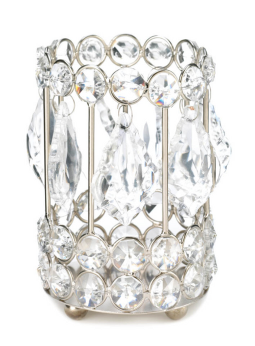 Diamonds are a girls best friend Candle Holder
