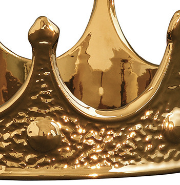 The Golden Crown of a Rockstar