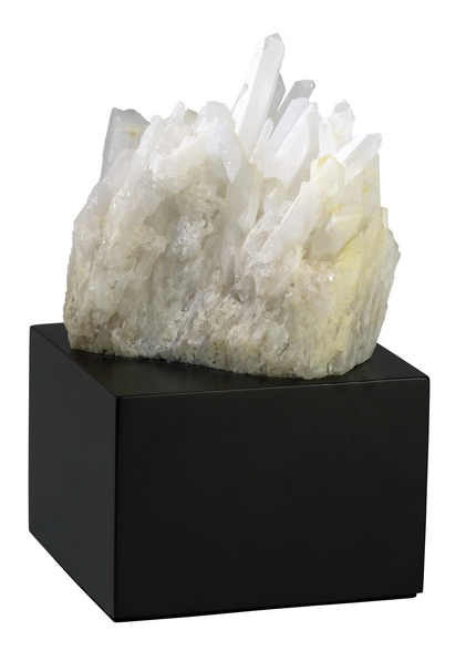 Quartz Crystal Table Accent Sculpture