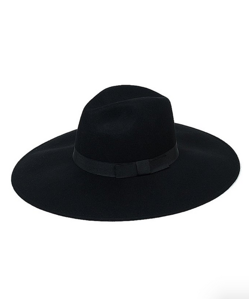 Amish Rockstar Wide Brimmed Hat
