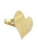 Mark and Estel X Rossmore Oversized Heart Mad Love Ring