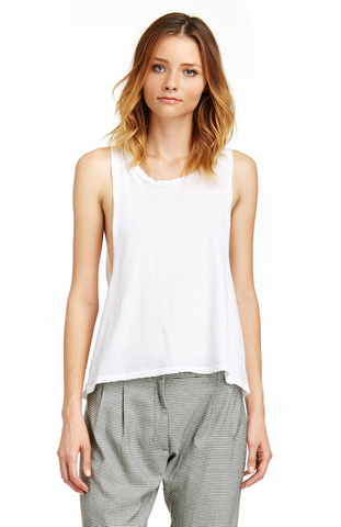 Mark and Estel / Drop Armhole Tank
